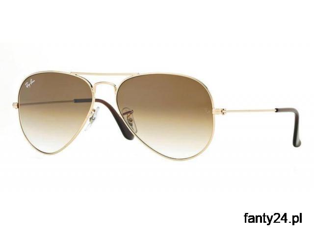 Okulary przeciwsłoneczne Ray-Ban w sklepie